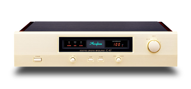 Accuphase C-47
